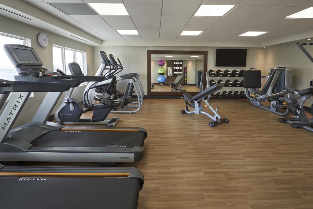 Gym Interior Finished
